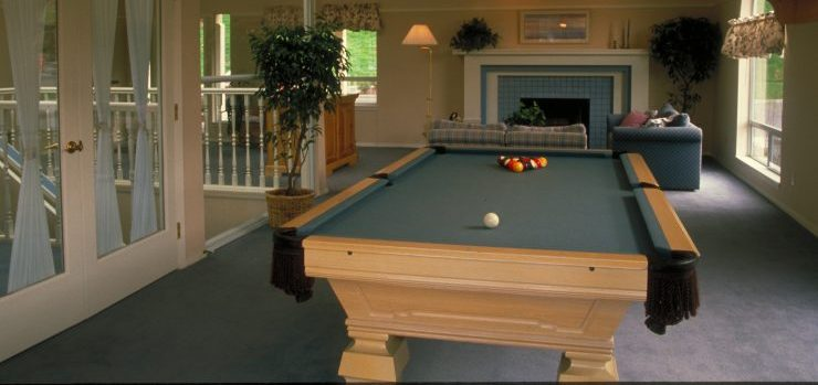 Put your trust in our pool table movers Los Angeles