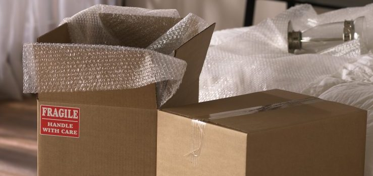 Secure the utmost protection of your belongings with our packing services Los Angeles