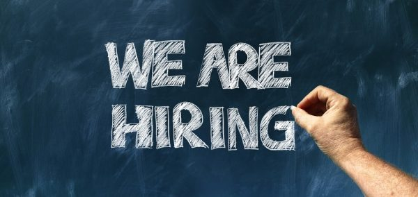 We are hiring sign as one of the reasons people move to LA