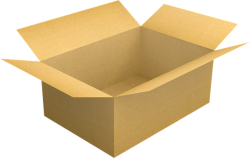 -illustration of a moving box
