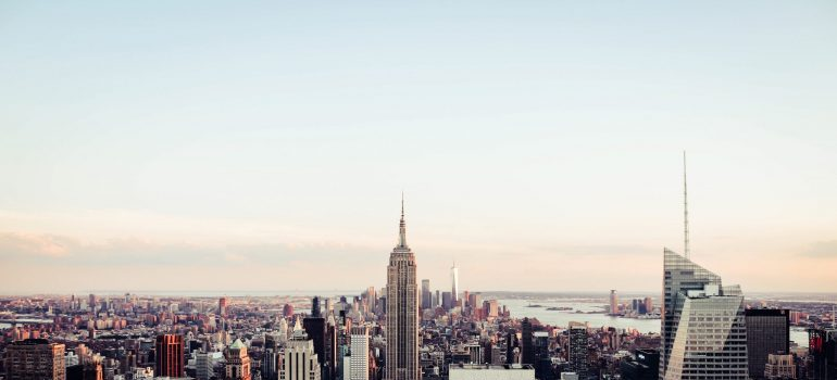 moving to New York from California- New York