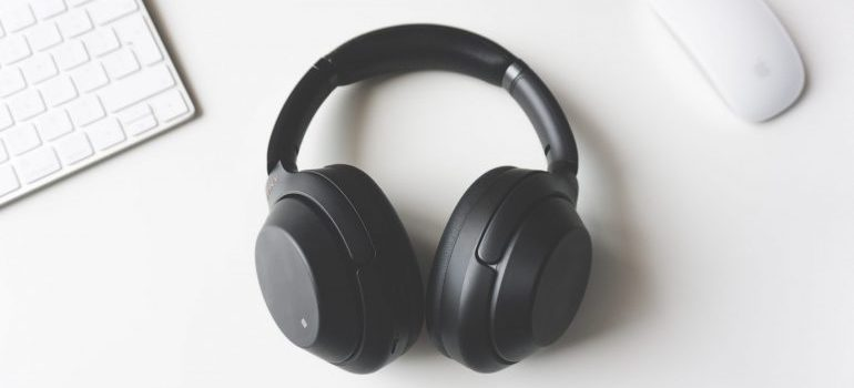 Headphones- moving from California to Colorado