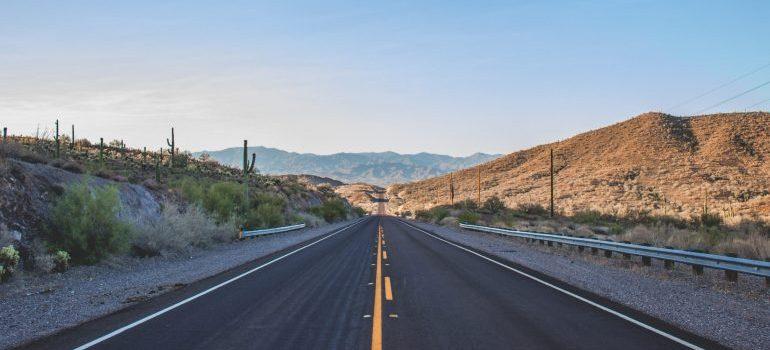 -a road