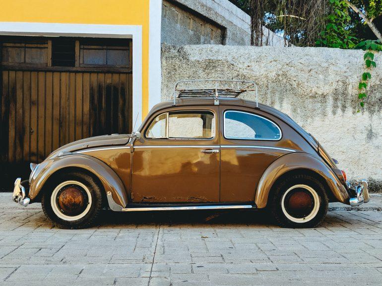 -a car