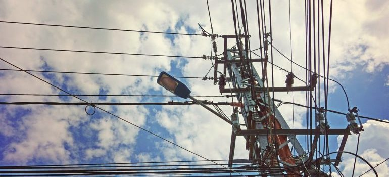 -utility cables