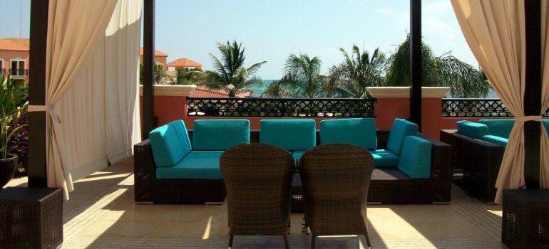 -terrace furniture