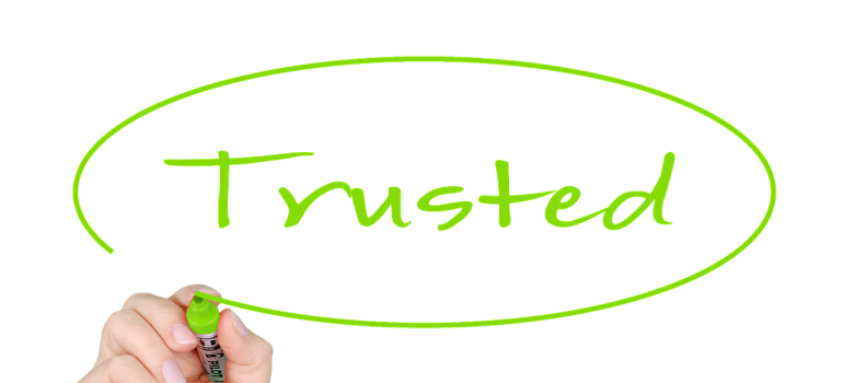 trusted logo - interview LA movers