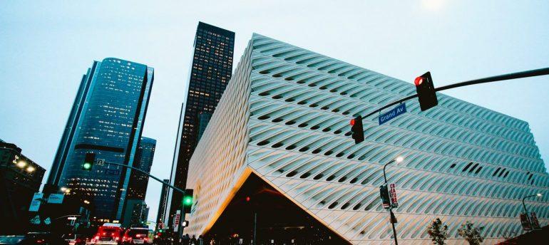 building in LA