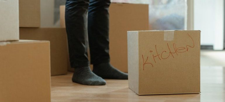 overcome moving day disasters by being organized