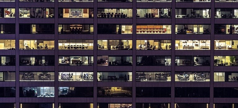 office building that can cause Additional office moving costs
