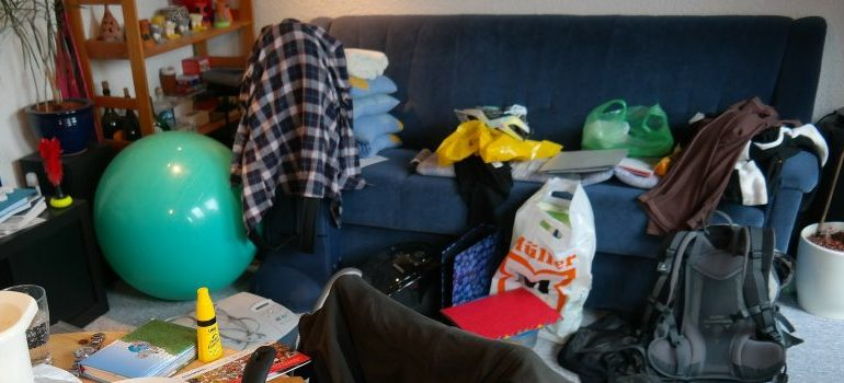 chaos-clutter-a-mess-things-stuff