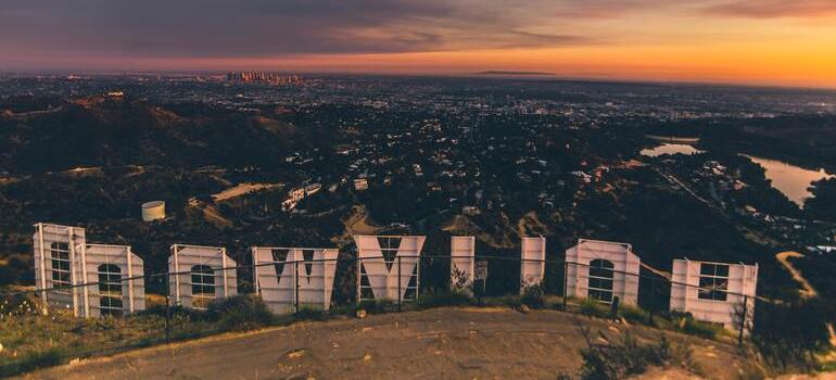 things to do in Los Angeles in November is to see the Hollywood sign