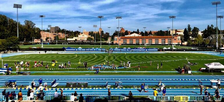 educational hot spots in the LA area include UCLA