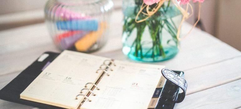 agenda-make a plan to save money