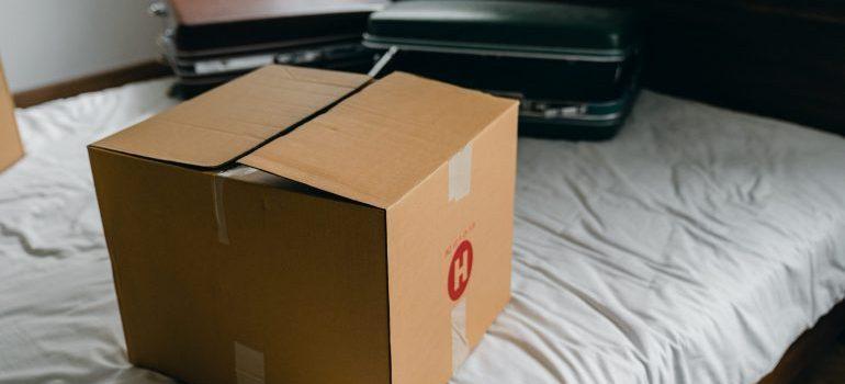 box, packing