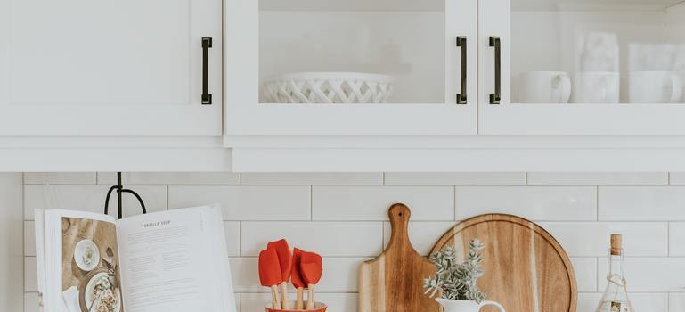 Home improvement ideas to change cabinets