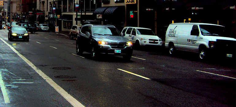 Seattle street