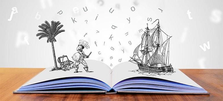 fairytale depiction