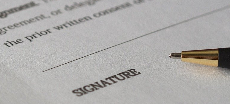 A contract