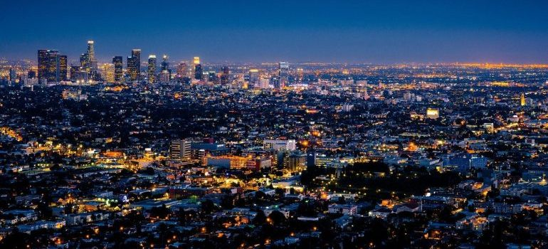 los angeles - Orange County vs LA